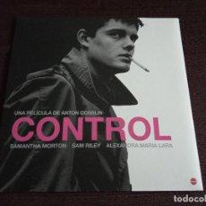 Vídeos y DVD Musicales: JOY DIVISION IAN CURTIS NEW ORDER - CONTROL / PELÍCULA DELUXE EDITION 3 DVD - MUY RARO!!!!!!!!. Lote 147044678