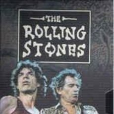 Vídeos y DVD Musicales: THE ROLLING STONES - BRIDGES TO BABYLON (VHS, PROMO, PAL) LABEL:VIRGIN CAT#: NONE . Lote 147068430