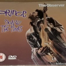 Vídeos y DVD Musicales: DVD- PRINCE - SING O THE TIMES - PROMO - MADE IN UK - PRINCE. Lote 147131530