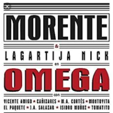 Vídeos y DVD Musicales: DVD OMEGA. Lote 147642850