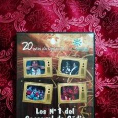 Vídeos y DVD Musicales: LOS NUMEROS 1 DEL CARNAVAL DE CADIZ DVD AÑOS 80 VOLUMEN 1. Lote 147677762