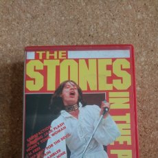 Vídeos y DVD Musicales: ROLLING STONES IN THE PARK 1969 VHS. Lote 147834424