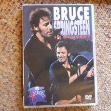 Vídeos y DVD Musicales: BRUCE SPRINGSTEEN IN CONCERT , MTV UNPLUGGED , DVD ESTADO IMPECABLE ENVIO ECPNOMICO. Lote 148400730