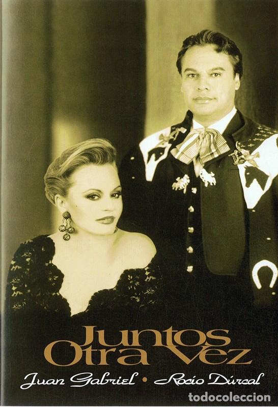 JUNTOS OTRA VEZ JUAN GABRIEL & ROCÍO DÚRCAL (Música - Videos y DVD Musicales)