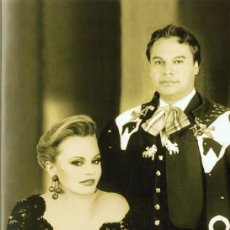 Vídeos y DVD Musicales: JUNTOS OTRA VEZ JUAN GABRIEL & ROCÍO DÚRCAL. Lote 194264420