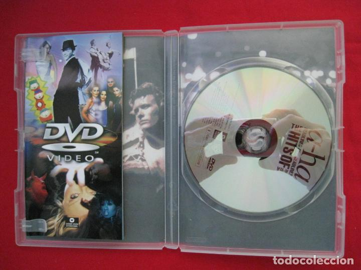 Vídeos y DVD Musicales: DVD - A-HA - HEADLINES AND DEADLINES - THE HITS OF A-HA. - Foto 3 - 148837098