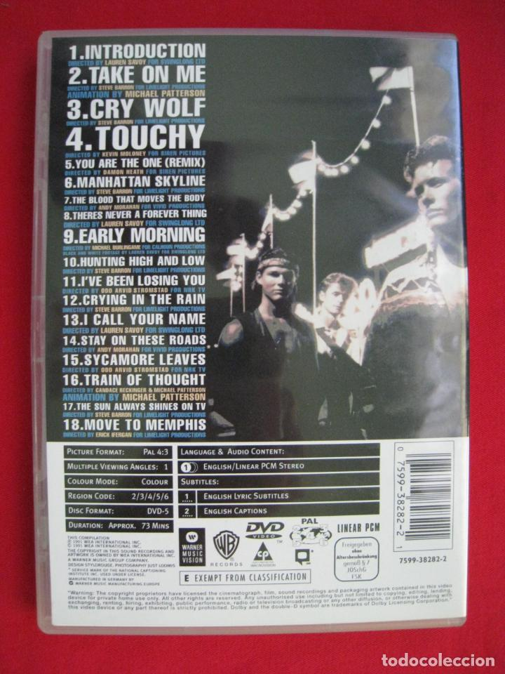 Vídeos y DVD Musicales: DVD - A-HA - HEADLINES AND DEADLINES - THE HITS OF A-HA. - Foto 4 - 148837098
