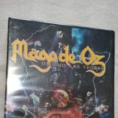Vídeos y DVD Musicales: DVD: MAGO DE OZ- MADRID LAS VENTAS. PRECINTADO (ABLN). Lote 149253802