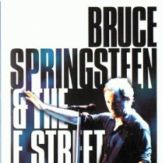 Vídeos y DVD Musicales: BRUCE SPRINGSTEEN & THE E STREET BAND LIVE IN NEW YORK CITY . Lote 149484698