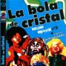 Vídeos y DVD Musicales: VVAA – LA BOLA DE CRISTAL. EDICIÓN ESPECIAL 2 - DVD SPAIN 2003 - CÍRCULO DIGITAL. Lote 149906218