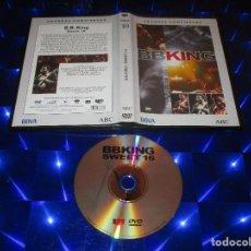Vídeos y DVD Musicales: BB KING ( SWEET 16 ) - DVD - BBVA - ABC - 10 - GRANDES CONCIERTOS. Lote 150286554