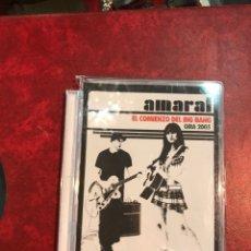 Vídeos y DVD Musicales: SMARAL DVD DE 2005. Lote 150737545