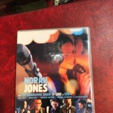 Vídeos y DVD Musicales: NORAH JONES DVD DE 2004. Lote 150749772