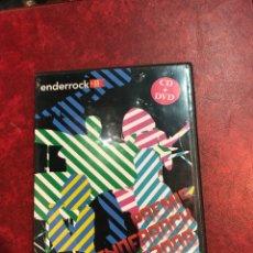 Vídeos y DVD Musicales: ENDERROCK DVD + CD DE 2008. Lote 150750913