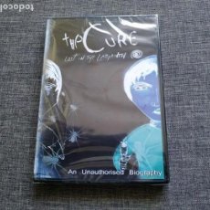 Vídeos y DVD Musicales: DVD THE CURE - LOST IN THE LABYRINTH - AN UNAUTHORISED BYOGRAPHY - SEALED - NEW. Lote 151099846