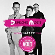 Vídeos y DVD Musicales: DEPECHE MODE - VOLT FESTIVAL, SOPRON, HUNGARY, 26 JUNE 2018 (DVD). Lote 151654170