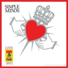 Vídeos y DVD Musicales: SIMPLE MINDS - T IN THE PARK FESTIVAL, KINROSS, SCOTLAND 7TH JULY 2012 (DVD). Lote 151663618