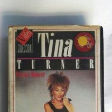 Vídeos y DVD Musicales: TINA TURNER VHS PRIVATE DANCER. Lote 152149261