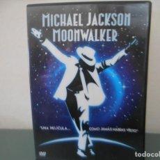 Vídeos y DVD Musicales: MICHAEL JACKSON - MOONWALKER. Lote 153219774