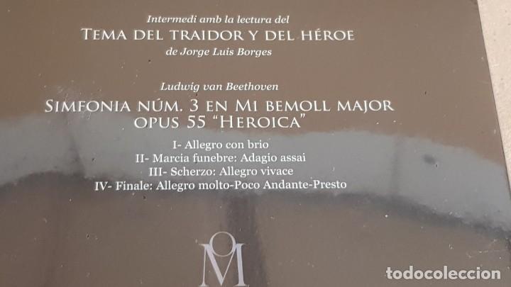 Vídeos y DVD Musicales: EGMONT. SIMFONIA HEROICA. ORQUESTRA DEL MONTSALVAT / CONCERT AL BORN / DVD - PRECINTADO. - Foto 3 - 251212740