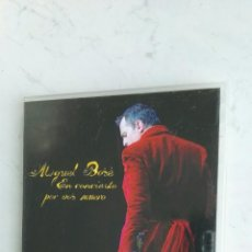 Vídeos y DVD Musicales: MIGUEL BOSÉ EN CONCIERTO POR VOS MUERO DVD. Lote 153575814