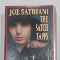 Vídeos y DVD Musicales: VHS. JOE SATRIANI. THE SATCH TAPES.. Lote 153653482
