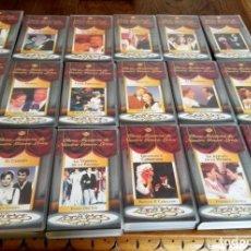 Vidéos y DVD Musicaux: CINTAS DE VIDEO ZARZUELA + LIBROS HISTORIA DE LAS ZARZUELAS. Lote 154481146