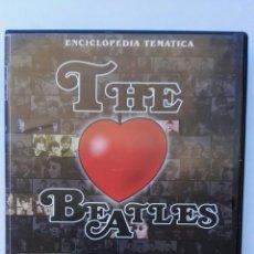 Vídeos y DVD Musicales: THE BEATLES PC CD-ROM. Lote 155263348