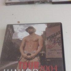 Vídeos e DVD Musicais: G-HARRY2 DVD MUSICAL JUNIOR MIGUEZ - PRINCIPE DE LOS GATOS - TOUR 2004 - DVD . Lote 155361770