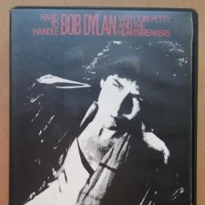 Vídeos y DVD Musicales: BOB DYLAN CONCERT TOM PETTY & THE HEARTBREAKERS VIDEO 1986. Lote 155579706