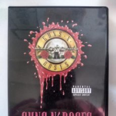 Vídeos y DVD Musicales: GUNS N' ROSES - WELCOME TO THE VIDEOS - 13 EXITOS EN SUS MEJORES VIDEOCLIPS - DVD. Lote 155781746