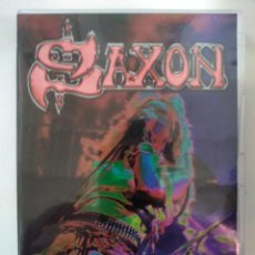 Vídeos y DVD Musicales: SAXON - LIVE INNOCENCE - THE POWER AND THE GLORY - DVD. Lote 155782162