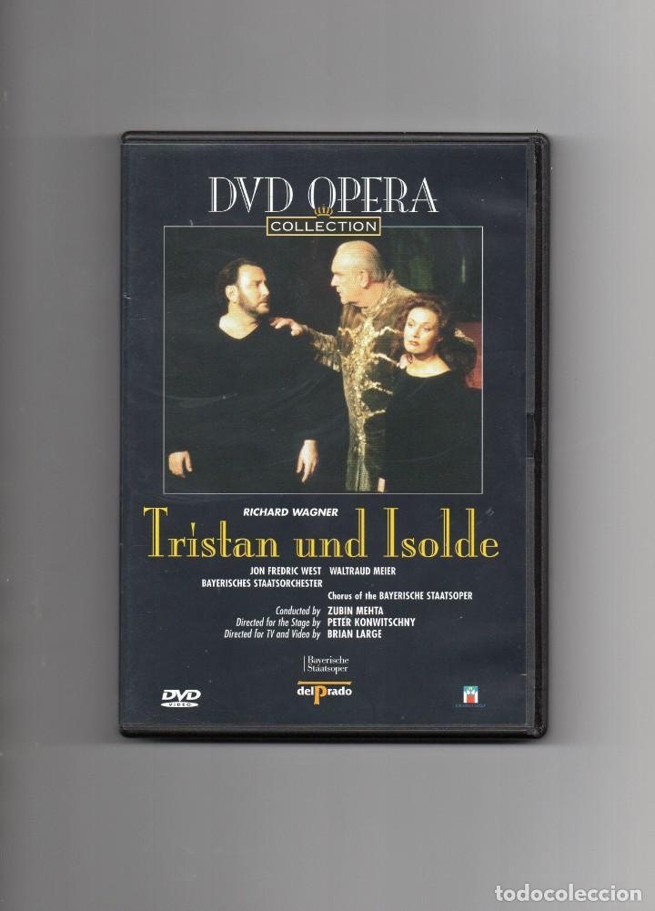 OPERA TRISTAN UND ISOLDE RICHARD WAGNER (Música - Videos y DVD Musicales)