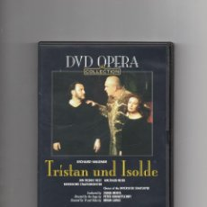 Vídeos y DVD Musicales: OPERA TRISTAN UND ISOLDE RICHARD WAGNER. Lote 156557438