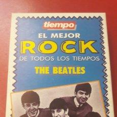 Vídeos y DVD Musicales: VHS THE BEATLES EL MEJOR ROK DE TODIS LIS TIEMPOS. Lote 156625266