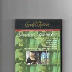 Vídeos y DVD Musicales: OPERA ADRIANA LECOUVRIEUR . Lote 156629594