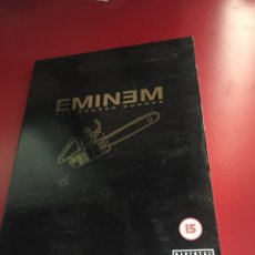 Vídeos y DVD Musicales: EMINEM - ALL ACCESS EUROPE DVD MUSICAL. Lote 156734698