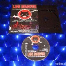 Vídeos y DVD Musicales: LOS SUAVES ( ESTA NOCHE NO SE DUERME ) - DVD - 0602517431355 - HARMONY - EDICION MUY RARA. Lote 157222414