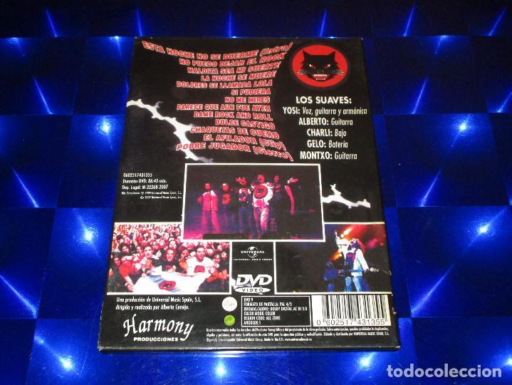 Vídeos y DVD Musicales: LOS SUAVES ( ESTA NOCHE NO SE DUERME ) - DVD - 0602517431355 - HARMONY - EDICION MUY RARA - Foto 4 - 157222414
