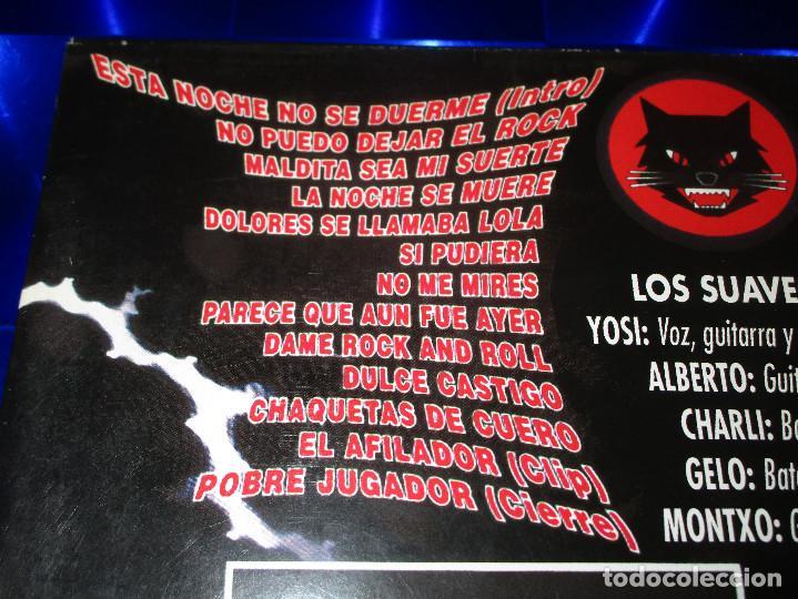 Vídeos y DVD Musicales: LOS SUAVES ( ESTA NOCHE NO SE DUERME ) - DVD - 0602517431355 - HARMONY - EDICION MUY RARA - Foto 5 - 157222414