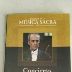 Vídeos y DVD Musicales: CONCIERTO DE NAVIDAD LO MEJOR DE LA MÚSICA SACRA JOSÉ CARRERAS DVD. Lote 157839429