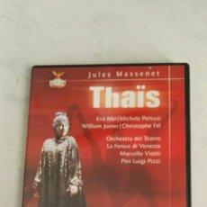 Vídeos y DVD Musicales: THAÏS JULES MASSENET DVD. Lote 157842790