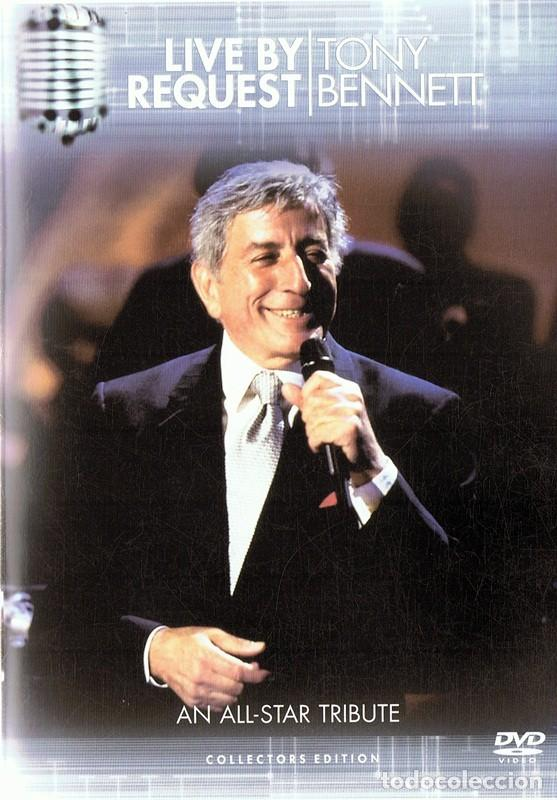 LIVE BY REQUEST TONY BENNETT (Música - Videos y DVD Musicales)