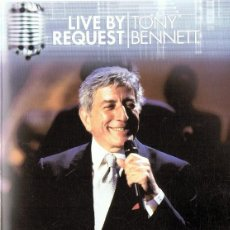 Vídeos y DVD Musicales: LIVE BY REQUEST TONY BENNETT. Lote 158323322