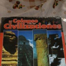 Vídeos y DVD Musicales: COLECCIÓN DE CUATRO DVD, S DE EL COLAPSO DE LAS CIVILIZACIONES. Lote 158429180