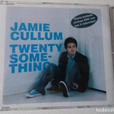 Vídeos y DVD Musicales: JAMIE CULLUM, TWENTY SOME THING, ALL AT SEA, 2003 PROMOCIONAL + VIDEO CLIP, 3 VIDEOS. Lote 158805854