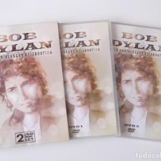 Vídeos y DVD Musicales: BOB DYLAN - 30TH ANNIVERSARY CONCERT CELEBRATION 16 OCT 1992 (SET 2 DVD). Lote 158891674