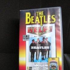 Vídeos y DVD Musicales: BEATLES DOBLE VIDEO EN UNA SOLA CAJA SAY EDICIONES MAGICAL Y SOCORRO. Lote 159202542