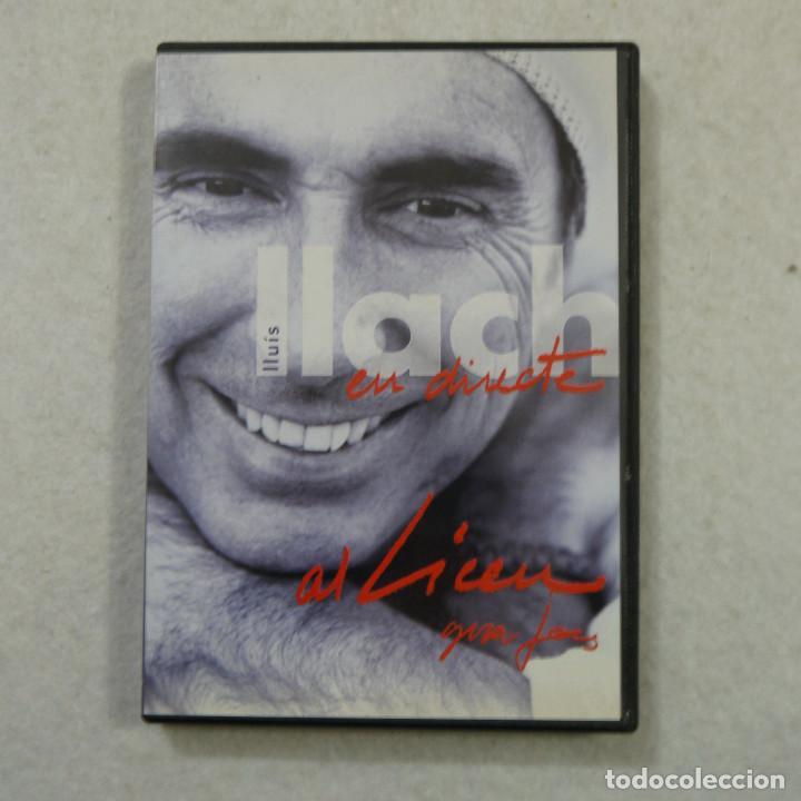 LLUÍS LLACH - EN DIRECTE AL LICEU - DVD (Música - Videos y DVD Musicales)