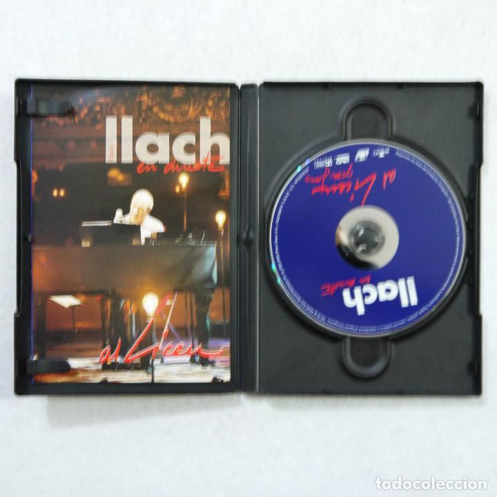 Vídeos y DVD Musicales: LLUÍS LLACH - EN DIRECTE AL LICEU - DVD - Foto 2 - 159401262